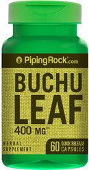 Piping Rock Buchu Leaf 400mg 60 capsules