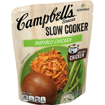 Campbell's® Slow Cooker Buffalo Chicken Sauce