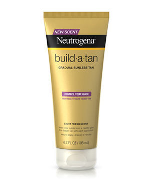 Neutrogena Build-A-Tan Gradual Sunless Tan