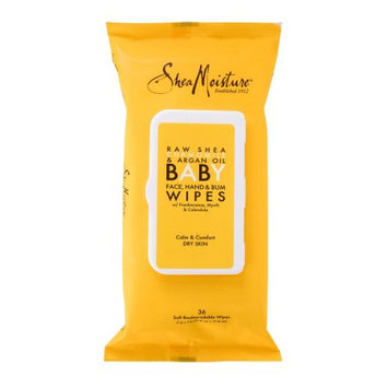 SheaMoisture Baby Raw Shea Chamomile & Argan Oil Face Hand Wipes