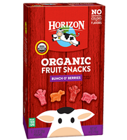 Horizon Bunch o' Berries Fruit Snacks
