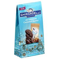 Ghirardelli Chocolate Milk Chocolate Caramel Bunny