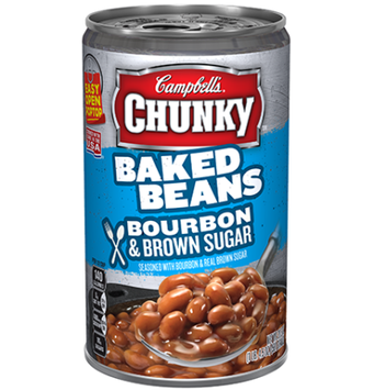 Campbell's® Chunky Bourbon & Brown Sugar Baked Beans