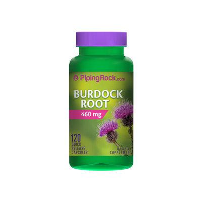 Piping Rock Burdock Root 460mg 120 Capsules