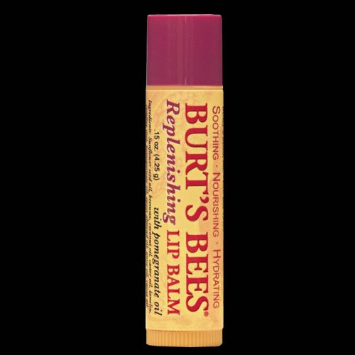 Burt's Bees Replenishing Lip Balm with Pomegranate
