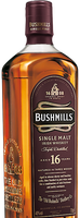 Bushmills Single Malt 16 Year Irish Whiskey