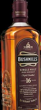 Bushmills Single Malt 16 Year Irish Whiskey