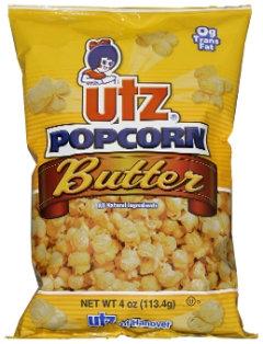 Utz Butter Popcorn