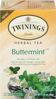 Twinings® Herbal Tea Buttermint™ Tea Bags