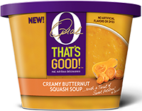 O That's Good!™ Creamy Butternut Squash Soup