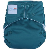 Oh Katy One Size Pocket Diaper, Twilight (Discontinued by Manufacturer)