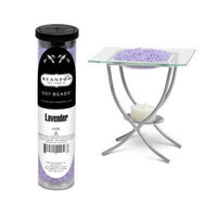 Beanpod Candles Lavender Soy Beads, 2.3-Ounce (Pack of 12)