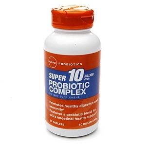GNC Probiotics Super Probiotic Complex 10