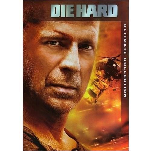 Die Hard / Die Harder / Die Hard With A Vengeance / Live Free Or Die Hard (Widescreen)
