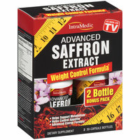 IntraMedic Advanced Saffron Extract Weight Control Supplement