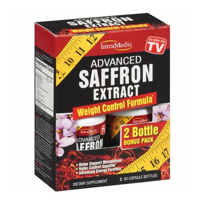IntraMedic Advanced Saffron Extract Weight Control Supplement