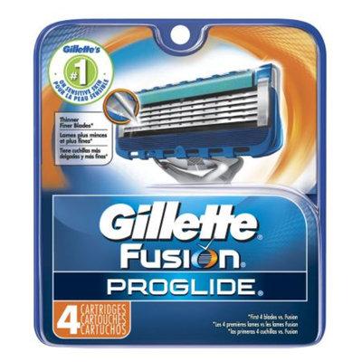 Gillette ProGlide Manual Cartridges 4 pk