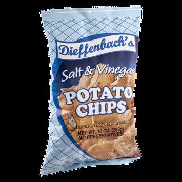 Dieffenbach's Potato Chips Salt & Vinegar