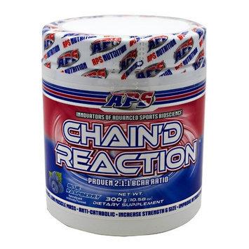 APS Nutrition Chain'd Reaction, Blue Raspberry, 25 servings