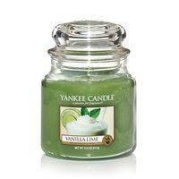 Yankee Candle® Vanilla Lime Medium Classic Candle Jar