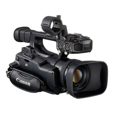 Canon XF100 High Definition Flash Memory Professional Camcorder