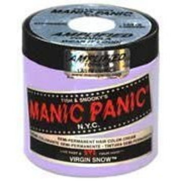 Manic Panic Amplified Hair Dye- Virgin Snow White Toner Mixer