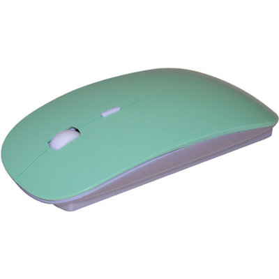 ROCKSOUL Bluetooth Laser Mouse for Mac or PC, Green