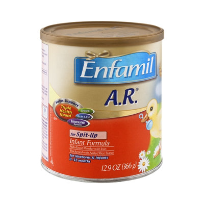 Enfamil A.R. for Spit-Up for Newborns & Infants 0-12 Months Infant Formula