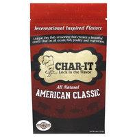 The BBQ Chef Char-It Dry Seasoning Rub American Classic 4 oz