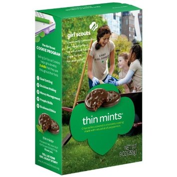 Girl Scout Cookies Girl Scout Thin Mints Cookies