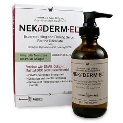 Janson Beckett NekàDerm-EL Neck Lifting & Firming Serum 4OZ