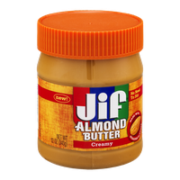 Jif Almond Butter Creamy