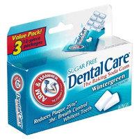 Arm & Hammer Dental Care Baking Soda Gum, Sugar Free, Wintergreen 36 pieces