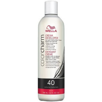 Wella Color Charm 40 Volume Creme Developer 4 oz. [4 oz.] [{