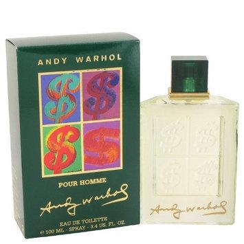 Andy Warhol by Andy Warhol Eau De Toilette Spray 3.4 oz for Men