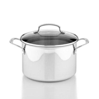 Cuisinart Stainless Steel 5.75 Qt. Covered Stockpot