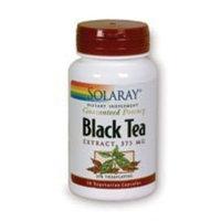 Solaray Black Tea Extract, 375 mg, 30 Count