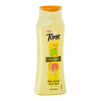 Tone Fruit Peel Daily Exfoliating Body Wash