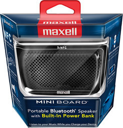 Maxell 193012MB-2 MiniBoard - Speaker - for portable use - wireless