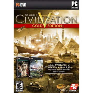 2k Games Sid Meier's Civilization V: Gold Edition - Windows