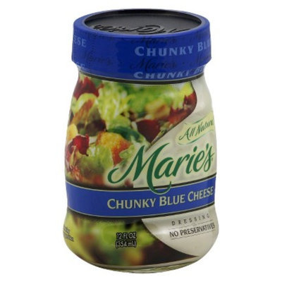 Marie's All Natural Chunky Blue Cheese Dressing 12 oz