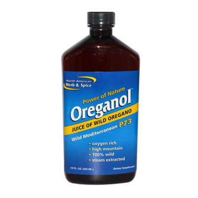 North American Hreb & Spice North American Herb and Spice Oreganol Juice of Wild Oregano 12 fl oz