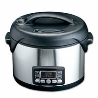 Deni 8.5qt Oval Pressure Cooker, Model 9780, 1 ea