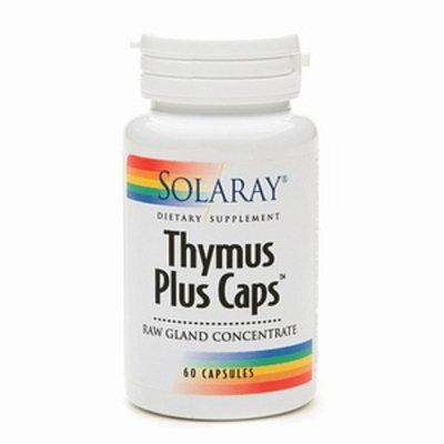 Solaray Thymus Plus Caps