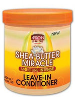 African Pride Shea Butter Miracle Leave In Conditioner