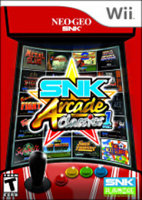 Crave Entertainment SNK Arcade Classics V.1