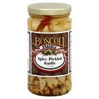 Boscoli, Spicy Pickled Garlic, 12 OZ (Pack of 12)