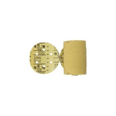 3M Abrasive 405-051144-86478 Disc Roll Gold, 6 in - 4 Rolls Per Case