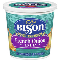 Bison French Onion Dip, 24 oz