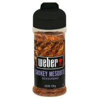 WEBER Grill Creations SMOKEY MESQUITE Meat Grilling Seasoning 6.25 oz.